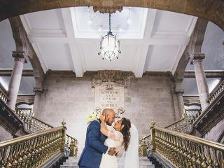 La boda de Alaciel y Javier 3