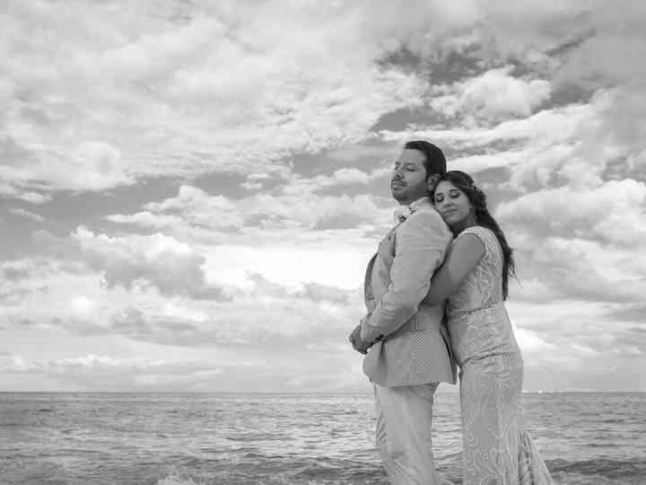 La boda de Lisa y Hector