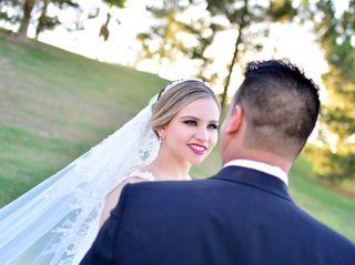 La boda de Denisse y Sebastian