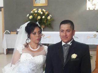 La boda de Nancy  y Josué