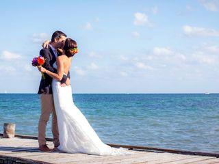 La boda de Yazmín y Guido 2