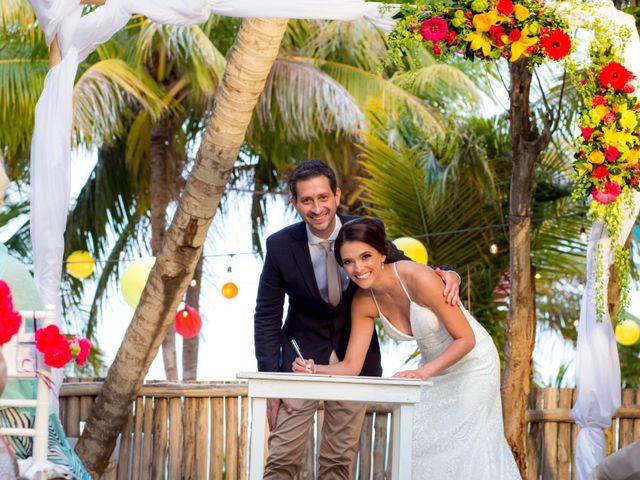 La boda de Yazmín y Guido