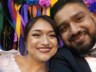 La boda de Rayo y Juan