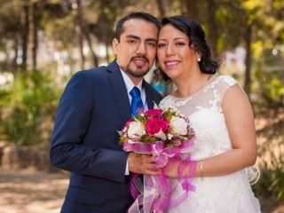 La boda de Claudia y Carlos