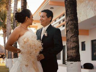 La boda de Ingrid y Irvin