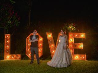 La boda de Karla  y Juan Carlos
