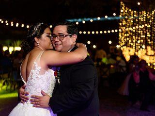 La boda de Valeria y Germán