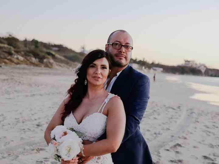 La boda de Megan y Arturo