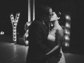 La boda de Guillermo   y Yuridiana