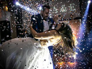 La boda de Abril y Enrique
