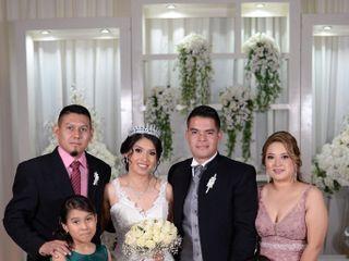 La boda de Fátima  y Héctor  1