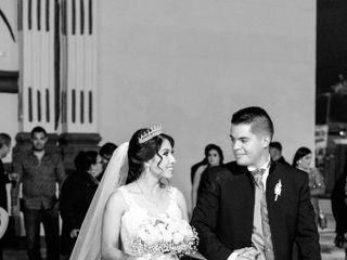 La boda de Fátima  y Héctor  2