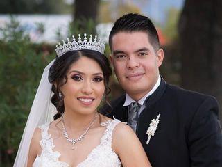 La boda de Fátima  y Héctor  3