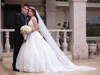 La boda de Fátima  y Héctor