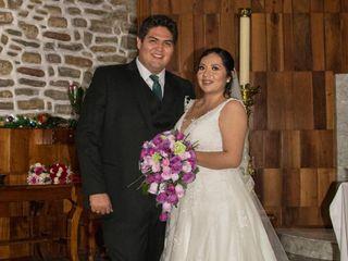 La boda de Sareni y Jaziel
