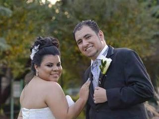 La boda de Andrea y Samir 2