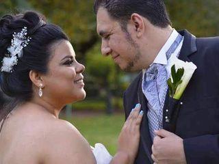 La boda de Andrea y Samir 3