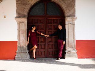 La boda de Karen y Eduardo 1