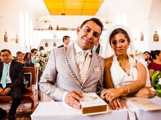 La boda de Karen y Eduardo