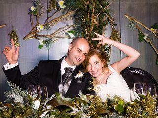 La boda de Zenaida y José 1