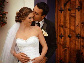 La boda de Svenja y Oscar