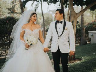 La boda de Dora  y Nahun
