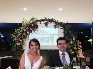 La boda de Ariana y Joel 1