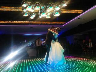La boda de Ariana y Joel