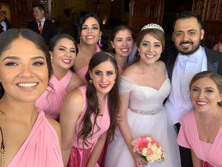 La boda de Carolina y José Antonio 1