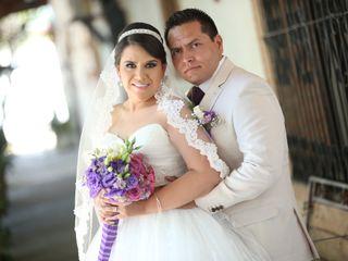 La boda de Mary y Juan Carlos
