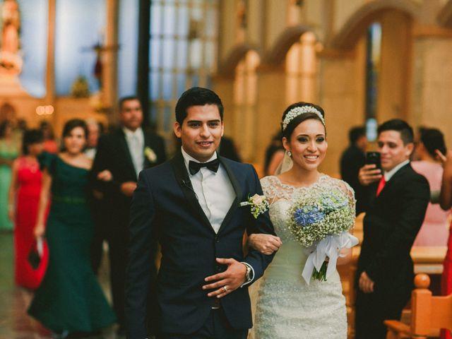 La boda de Polet y Luis