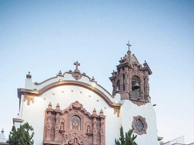 La boda de José y Zenaida en Miguel Hidalgo, Ciudad de México 12
