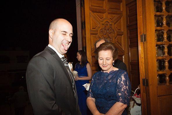La boda de José y Zenaida en Miguel Hidalgo, Ciudad de México 14