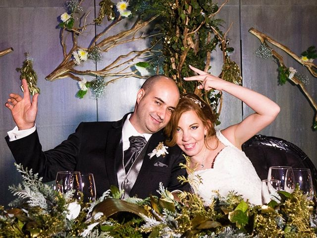 La boda de Zenaida y José