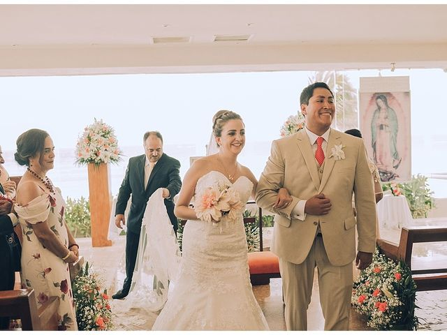 La boda de Katy y Jose