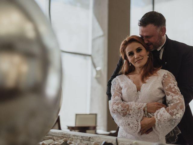 La boda de Erika y Mario