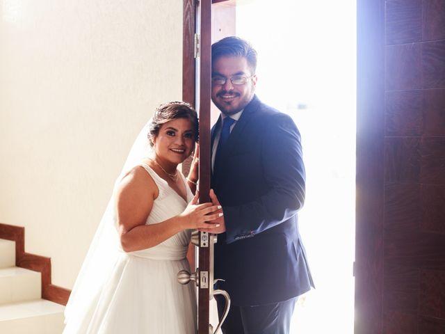 La boda de Nayelli y Víctor