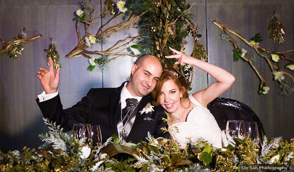 La boda de José y Zenaida en Miguel Hidalgo, Ciudad de México