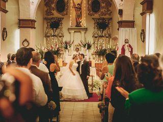 La boda de Mariana y Mauricio