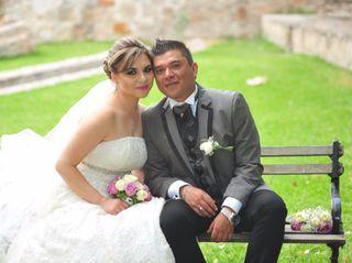 La boda de Aide y Hamdy