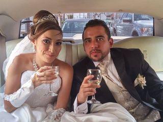 La boda de Gisela y Alejandro