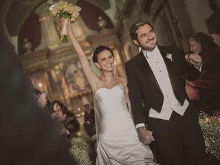 La boda de Ana María y Francisco