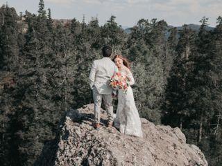 La boda de Josselyn  y Eliezer