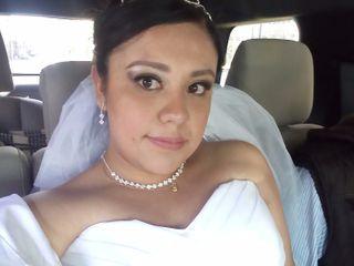La boda de Claudia Lucero  y Juan César  1