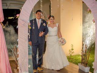 La boda de Cynthia y Emilio
