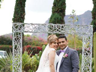 La boda de Arely y Eder 2