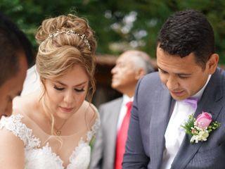 La boda de Arely y Eder 3