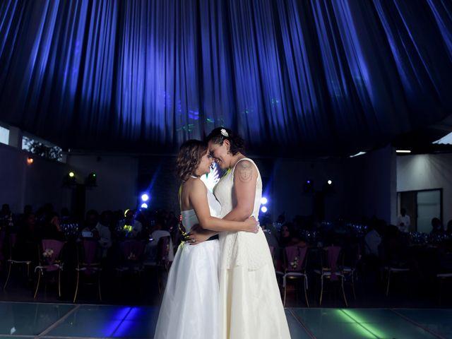 La boda de Tere y Maya