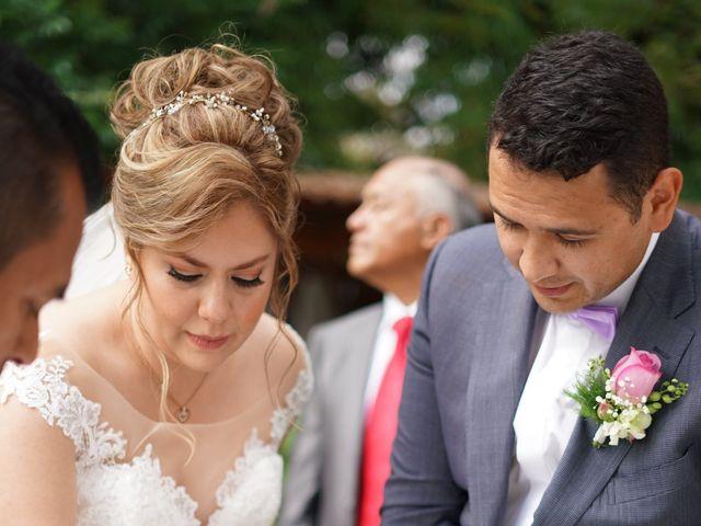 La boda de Arely y Eder
