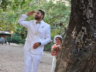 La boda de Carla  y Alfredo  2